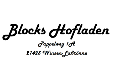 Blocks Hofladen